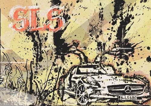 SLS Mercedes