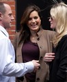 SVU cast on set 2010/11 - law-and-order-svu photo