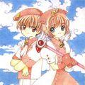 Sakura and Shaoran