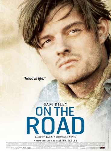 Sam Riley is Sal Paradise a.k.a. Jack Kerouac