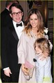 Sarah Jessica Parker: 'Nice Work' Opening with the Family!