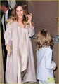 Sarah Jessica Parker: 'Nice Work' Opening with the Family! - sarah-jessica-parker photo