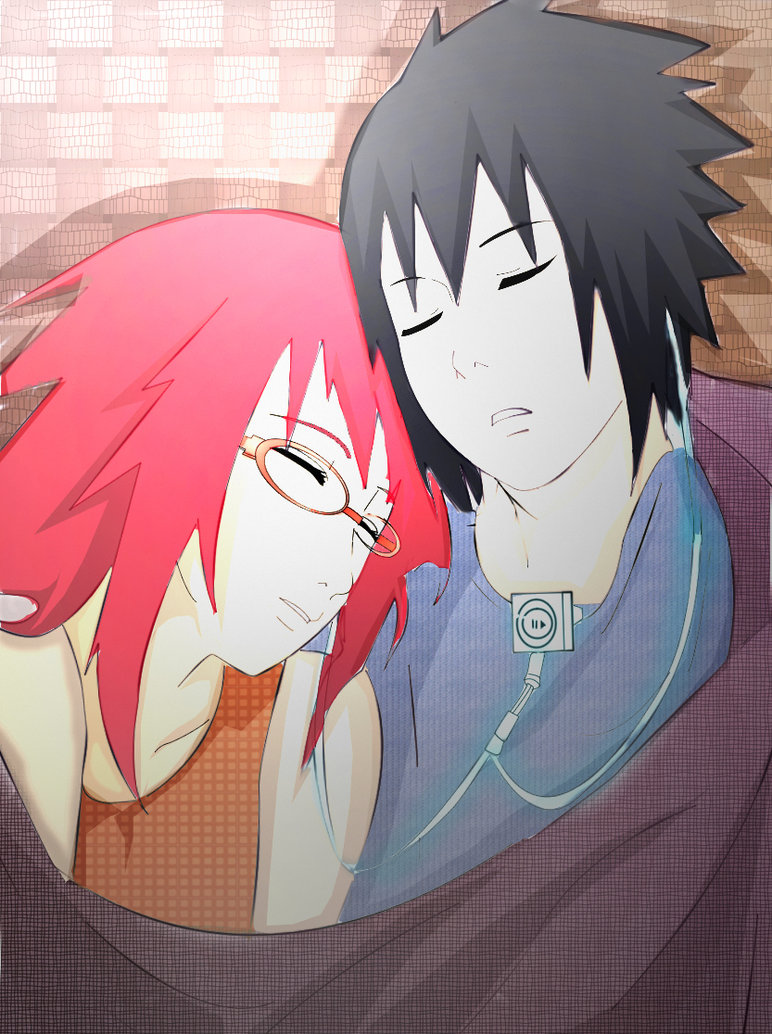 sasuke x karin - anime couples photo  30678614