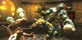 Scorpion battles a couple of Oni. - the-random-anime-rp-forums photo
