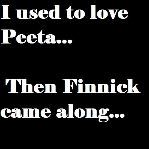 Finnick Odair kertas dinding entitled Screw Peeta