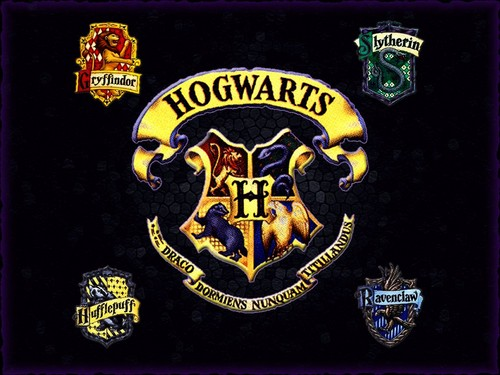 Seals of Hogwart's Houses