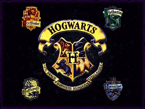 Seals of Hogwart's Houses