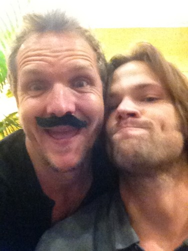 Seb and Jared
