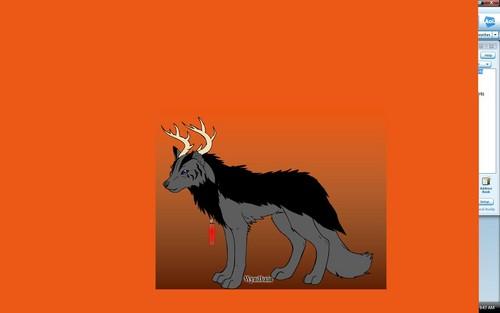 Seeker, the spirit بھیڑیا