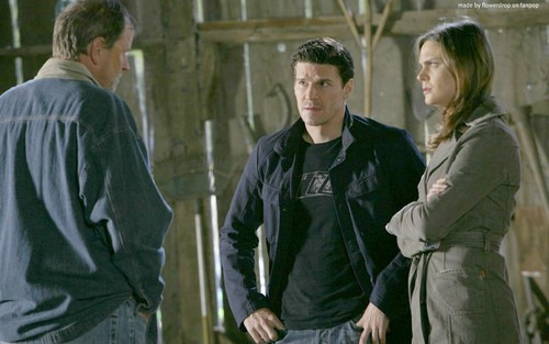 Seeley Booth wallpaper probably containing an outerwear entitled Seeley Booth wallpaper
