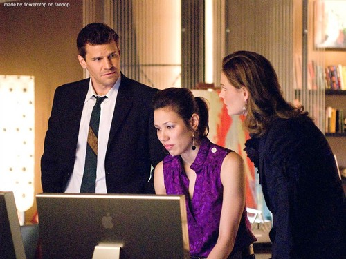 Seeley Booth پیپر وال with a laptop titled Seeley Booth پیپر وال