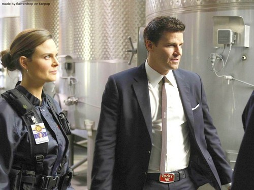 Seeley Booth 壁紙