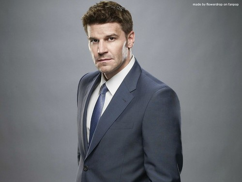 Seeley Booth fond d'écran