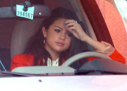 Selena Gomez in McDonald