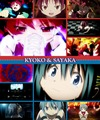 Series official card anime shots - kyosaya photo