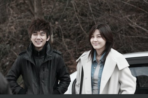 """Seung Ho and Ha Neul In """" Blind """""""