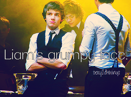 Sexy Liam Payne Things