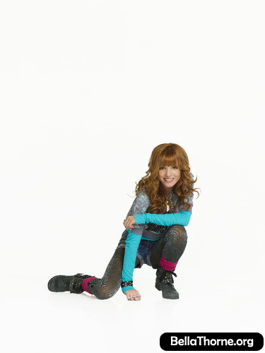 Shake it Up Photoshoot - bella-thorne Photo