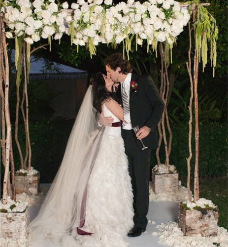 Shannen - Wedding Day - shannen-doherty Photo
