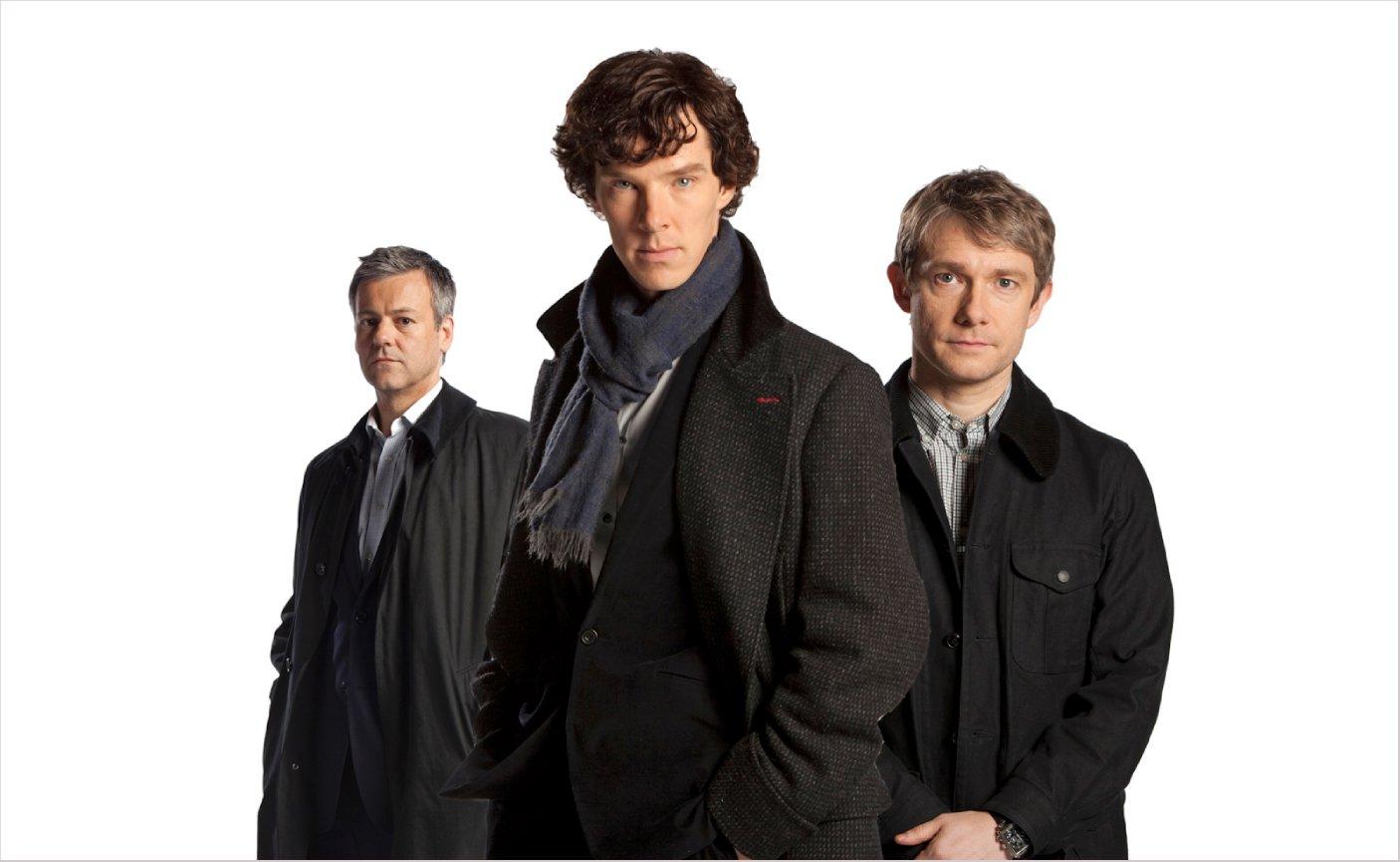 Sherlock in der BBC Bilder Sherlock Season 1 Promo HD Hintergrund ...