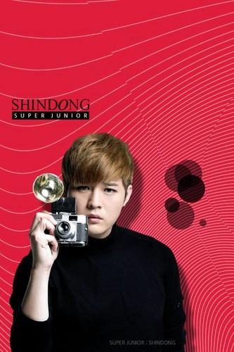 Shindong A-cha!