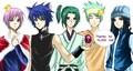 Shugo Chara (Adult) Guys - shugo-chara fan art