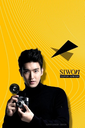 Siwon A-cha!