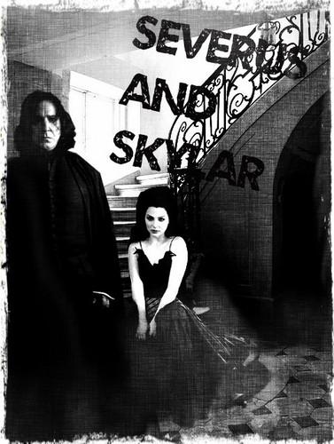 Skylar and Severus