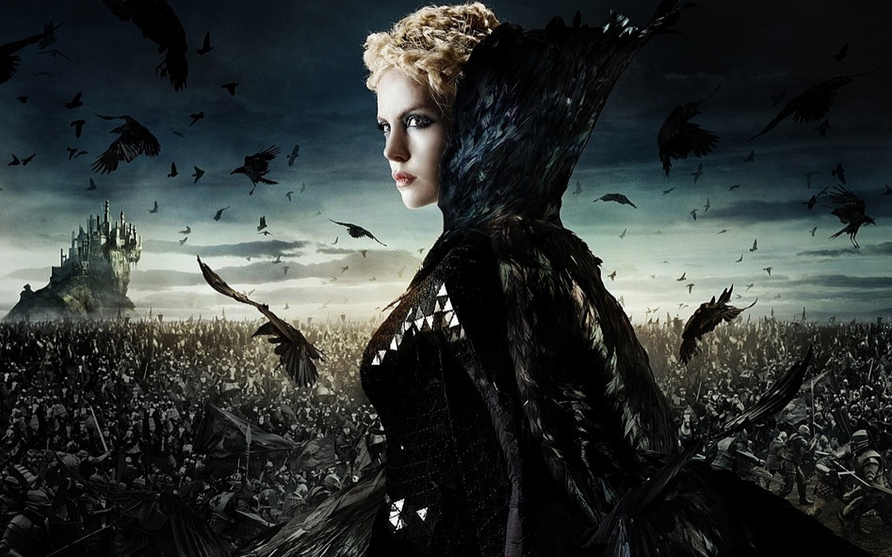 Percy White Snow And Huntsman 7