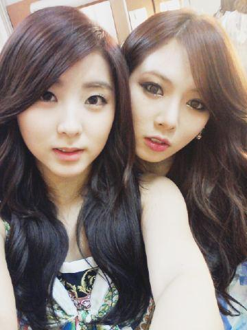 Sohyun & 金泫雅
