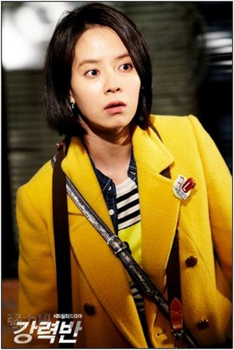 Song Ji Hyo as Jo Min Joo