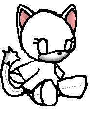 sonic bases দেওয়ালপত্র called Sonic Plushie Base