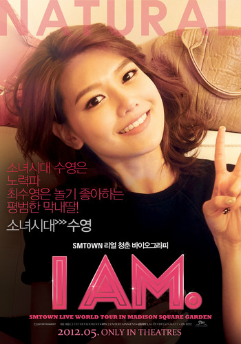 Sooyoung @ I AM Movie Poster - sooyoung Photo