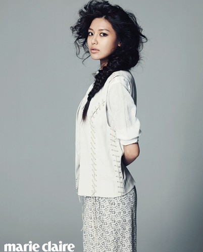 Sooyoung for Marie Claire!