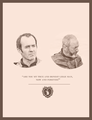 Stannis & Davos - house-baratheon fan art