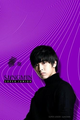 Sungmin A-cha!