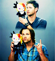 Supernatural:** - ieva0311-and-naina2 photo