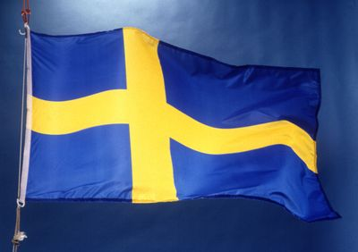 Sweden's Flag - sweden Photo