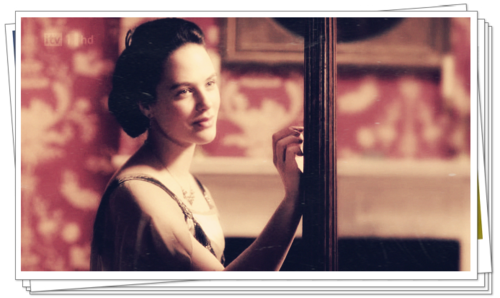 Lady Sybil Crawley wallpaper entitled Sybil <3
