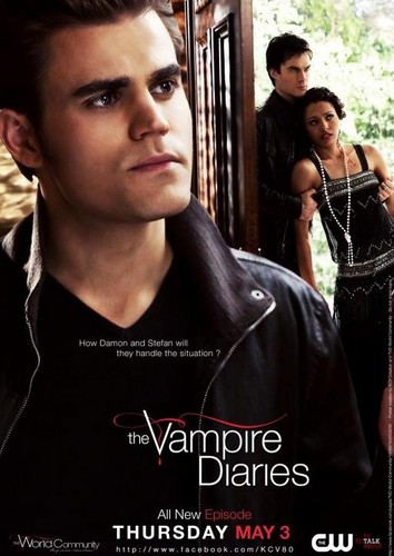 TVD POSTER 3X21