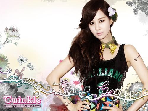 """TaeTiSeo """"Twinkle"""" Digital Booklet"""