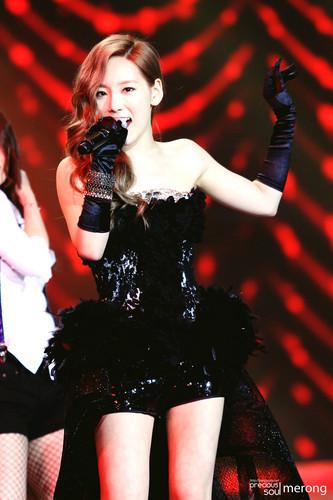 Taeyeon @ K-pop سٹار, ستارہ