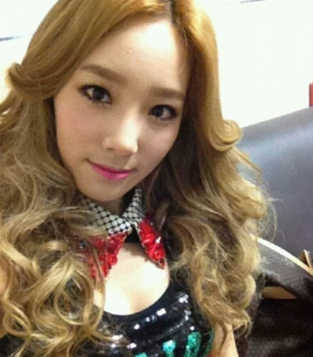 Taeyeon Pic From Official Website