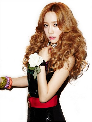 Taeyeon @ Twinkle Mini Album Concept Picture - kim-taeyeon Photo