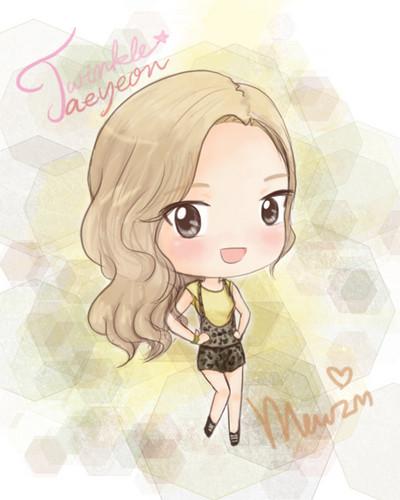 Taeyeon (Twinkle)