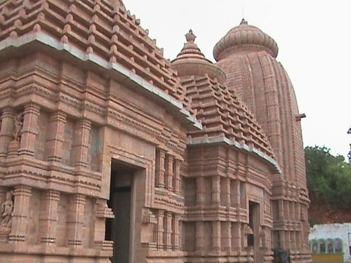 Taratarini Temple, Orissa