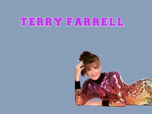 Terry Farrell