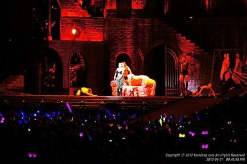 The Born This Way Ball Tour in Seoul, South Korea