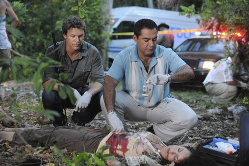 The Glades (1x06) Doppelganger - the-glades Photo