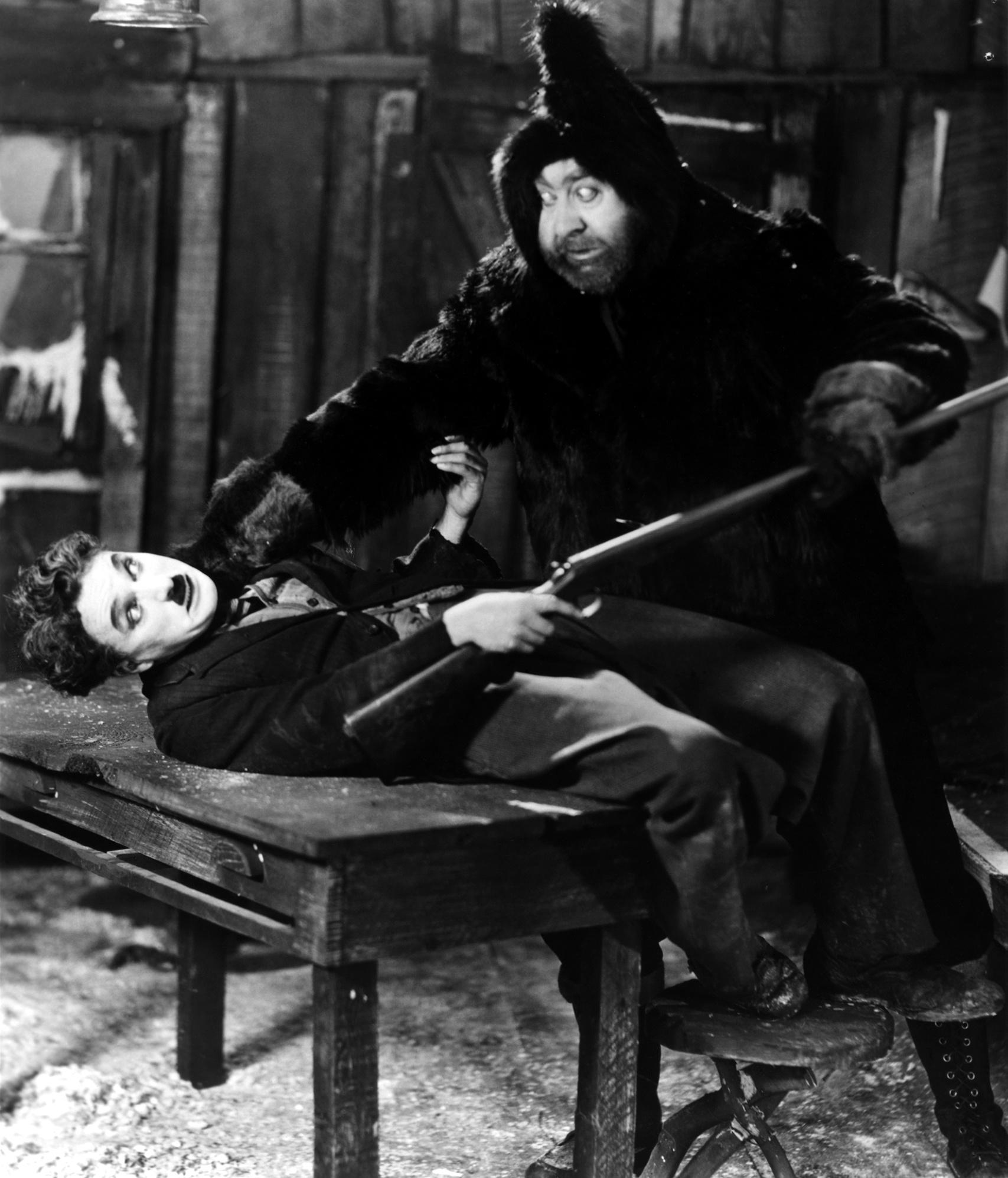The Gold Rush - Chaplin - Charlie Chaplin Photo (30690747) - Fanpop
